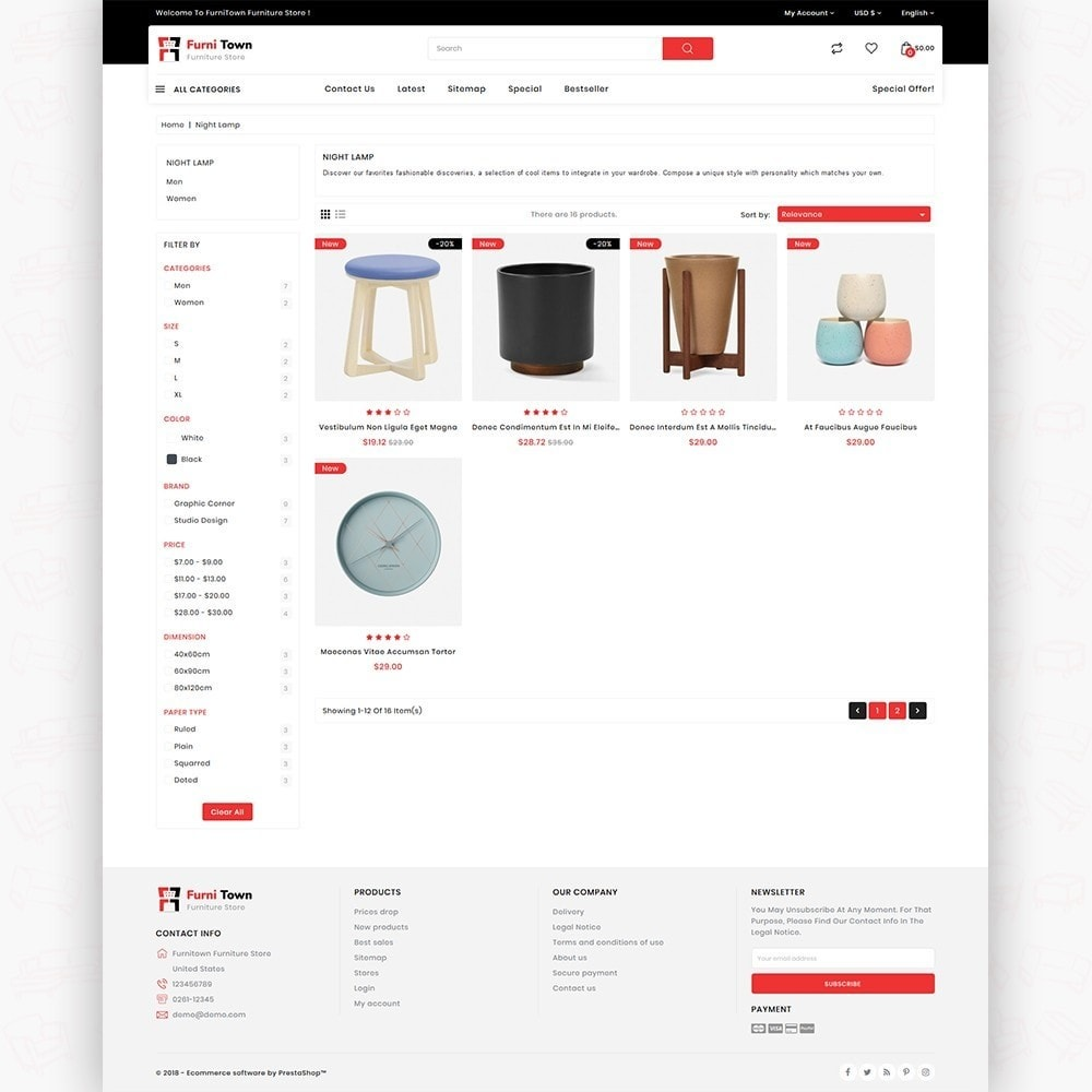 theme - Huis & Buitenleven - FurniTown - The Furniture Store - 3