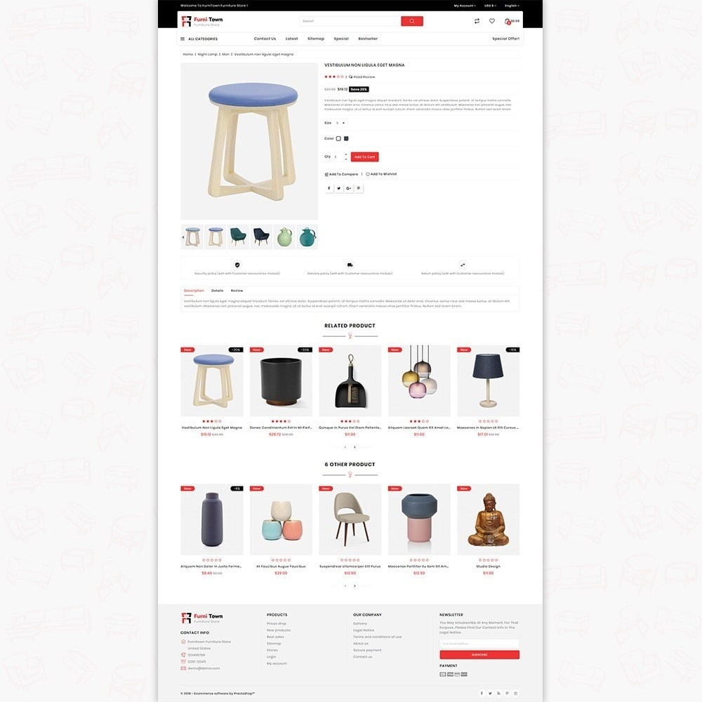 theme - Huis & Buitenleven - FurniTown - The Furniture Store - 6