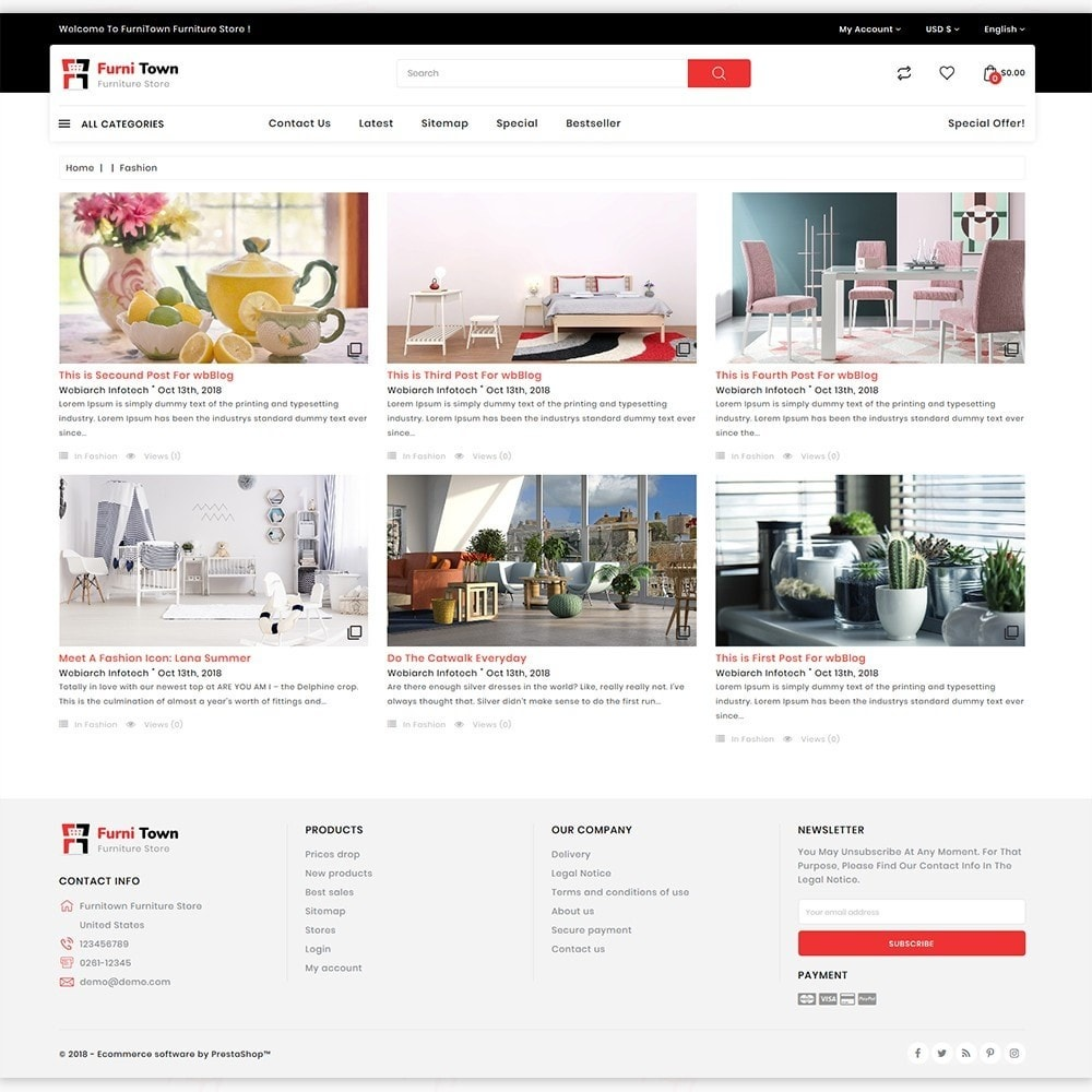 theme - Huis & Buitenleven - FurniTown - The Furniture Store - 7