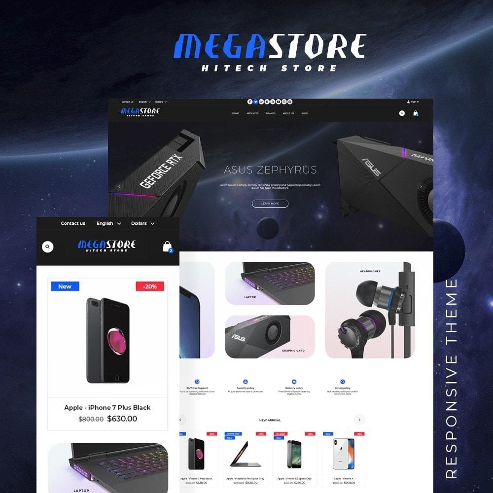 theme - Electrónica e High Tech - MegaStore - High-tech Shop - 1