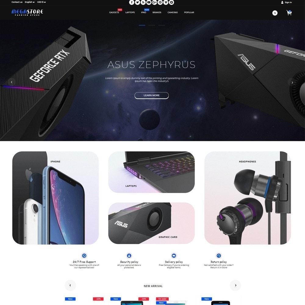 theme - Electrónica e High Tech - MegaStore - High-tech Shop - 2