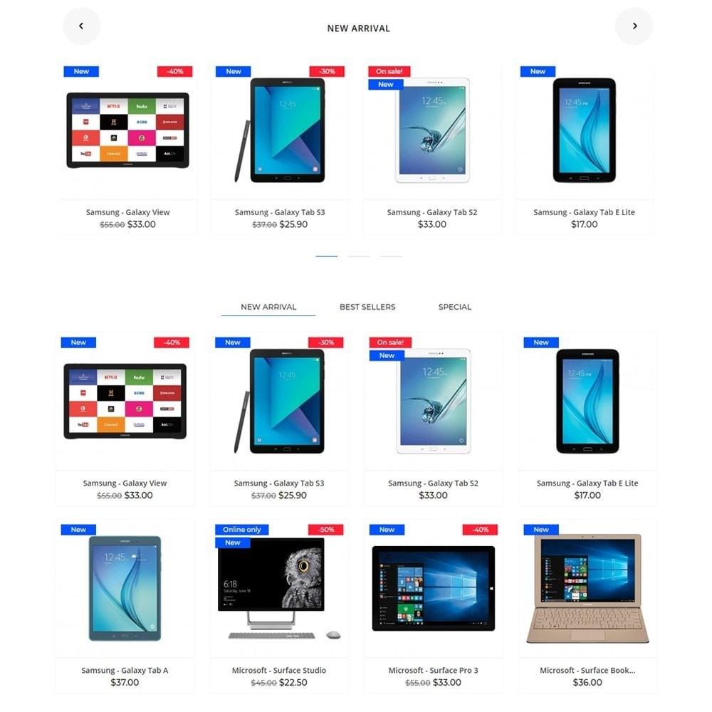 theme - Electrónica e High Tech - MegaStore - High-tech Shop - 3