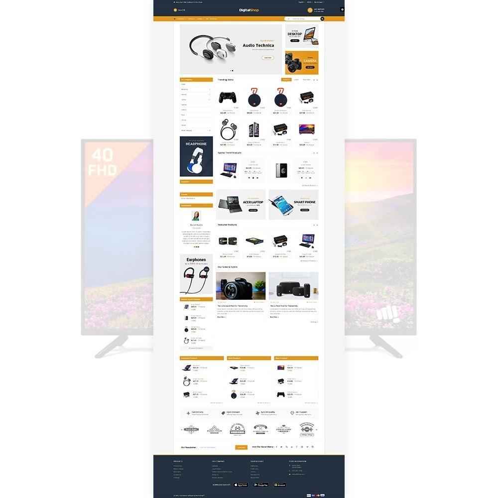 theme - Elektronik & High Tech - Digital Shop - Electronic Mega Mall - 2