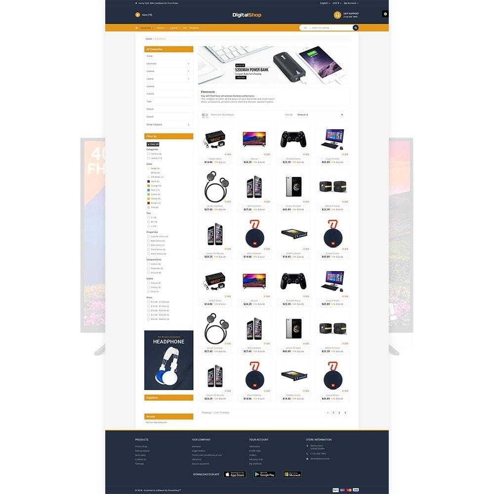 theme - Elektronik & High Tech - Digital Shop - Electronic Mega Mall - 3