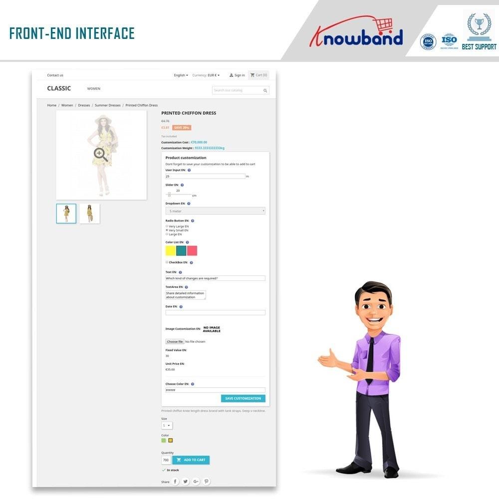 module - Gestão de preços - Knowband - Dynamic Pricing - 2