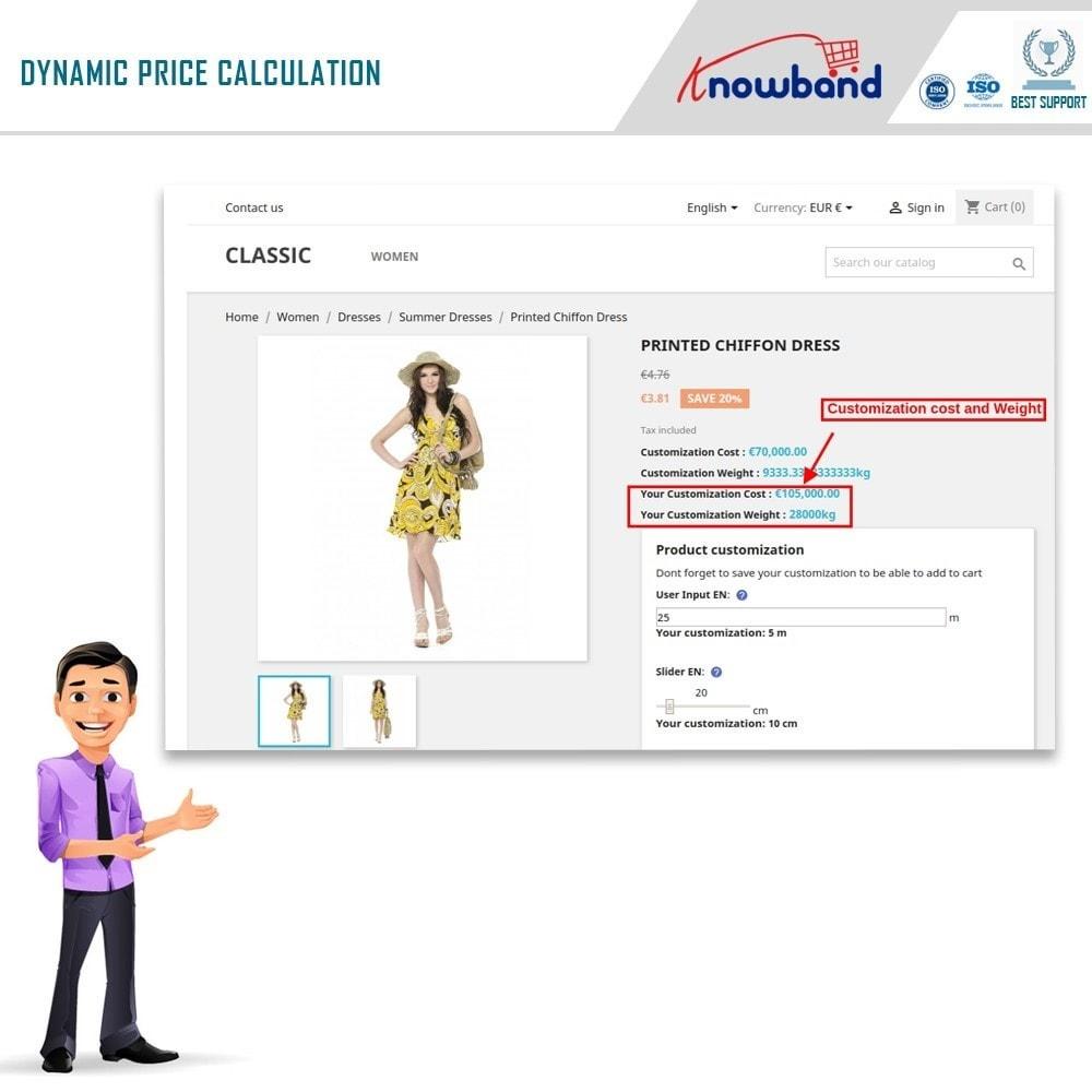 module - Gestão de preços - Knowband - Dynamic Pricing - 3
