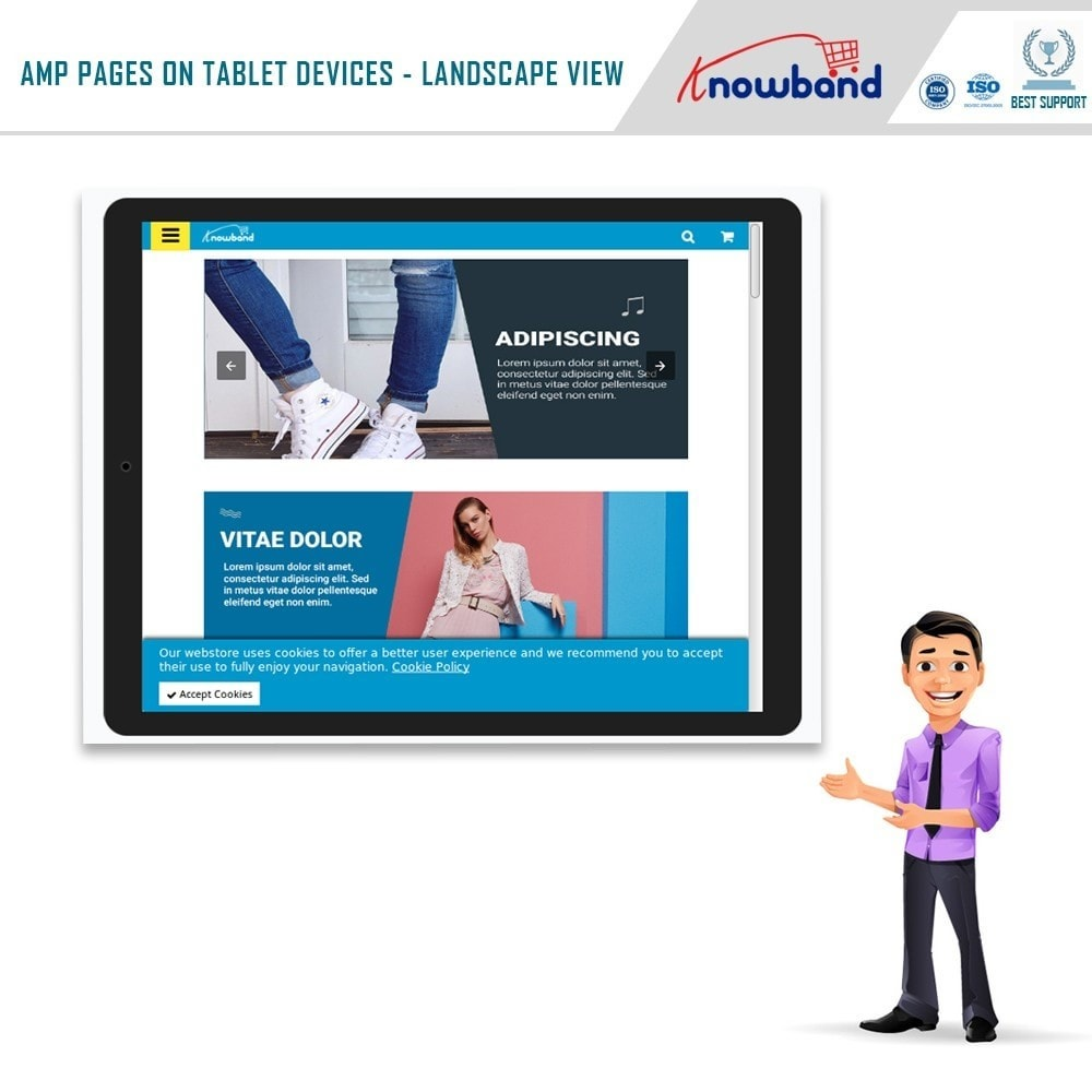 module - Mobile - Knowband - Accelerated Mobile Pages (AMP) - 6