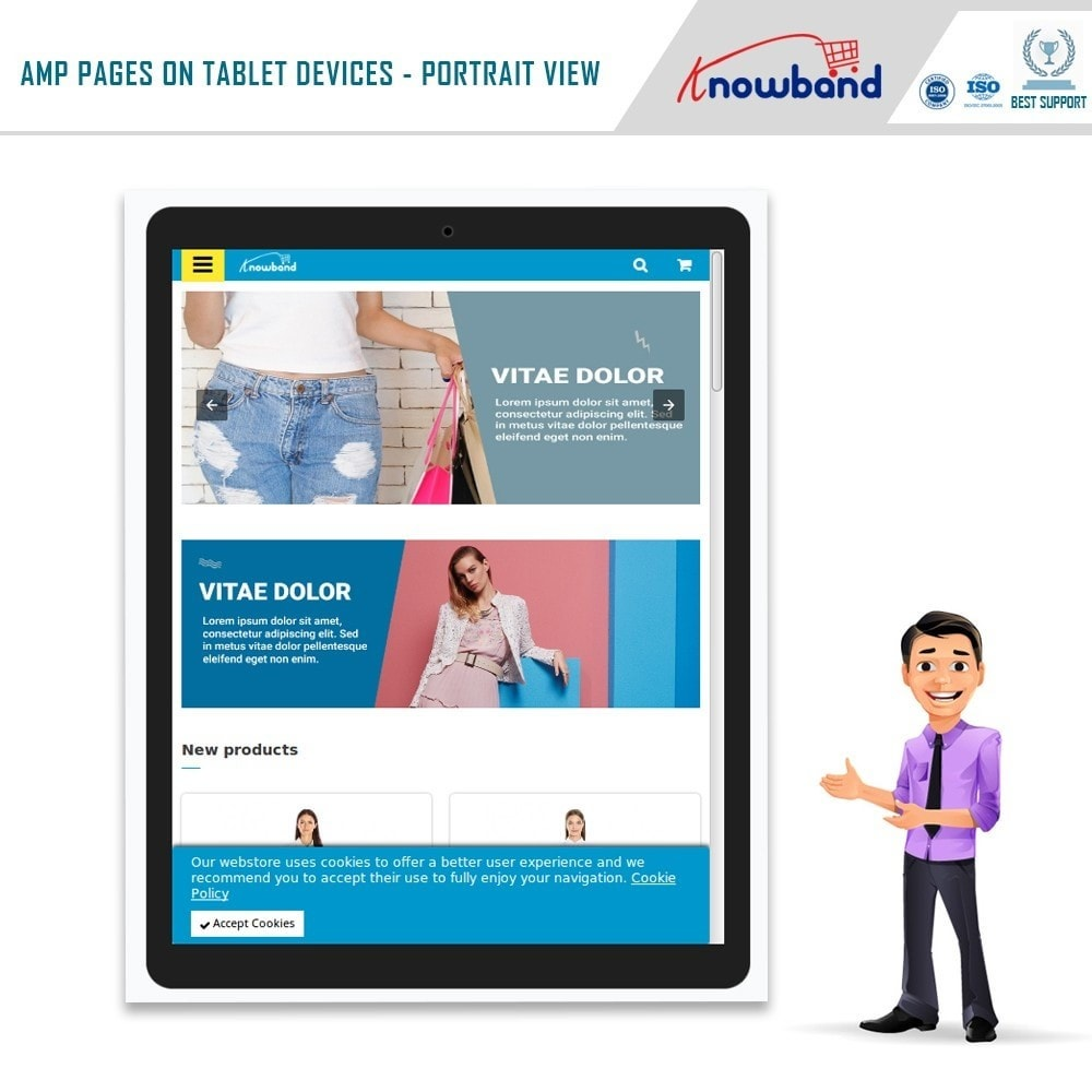 module - Mobile - Knowband - Accelerated Mobile Pages (AMP) - 7