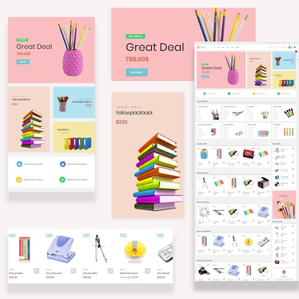 theme - Regali, Fiori & Feste - Leo Neons Office Store - 1