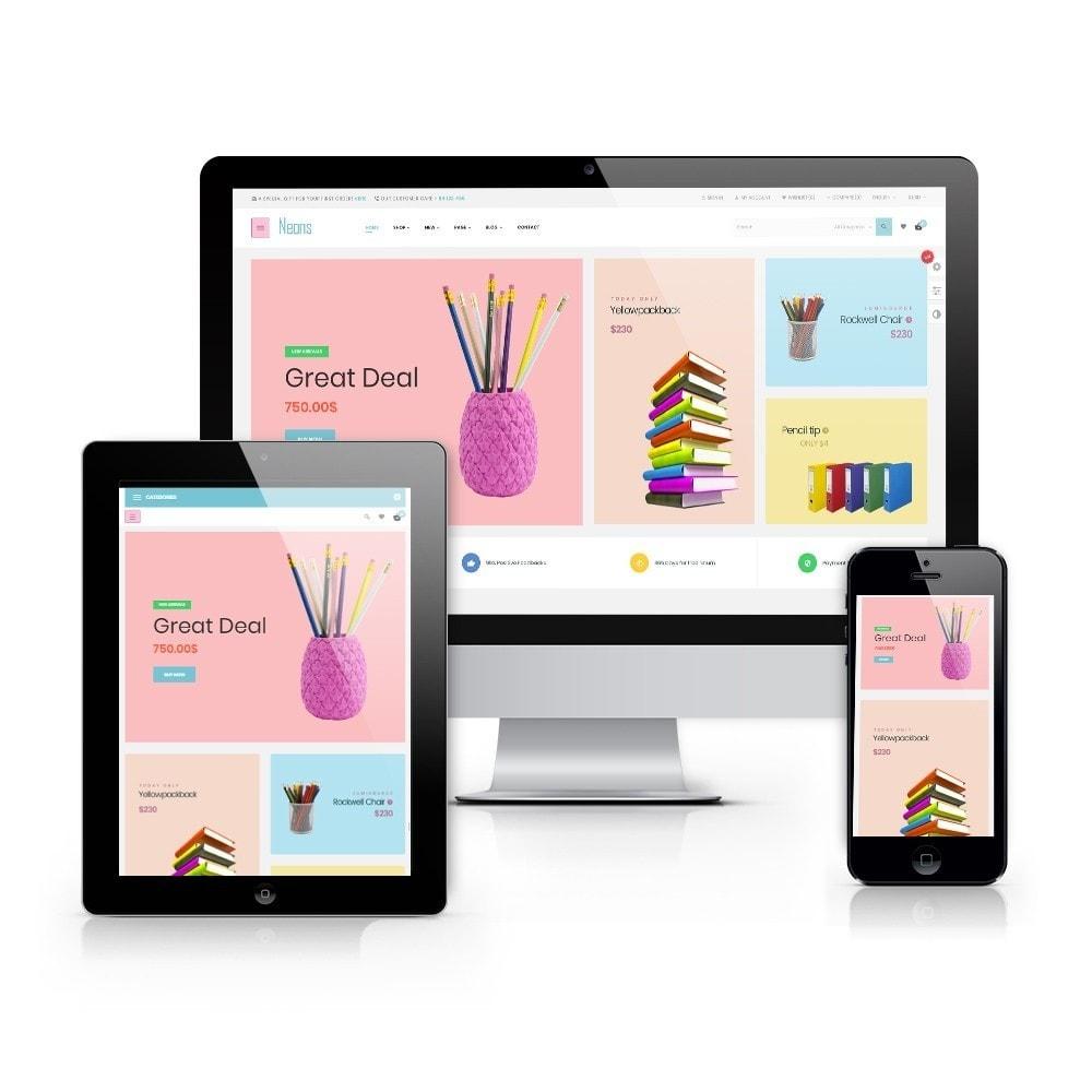 theme - Regali, Fiori & Feste - Leo Neons Office Store - 2