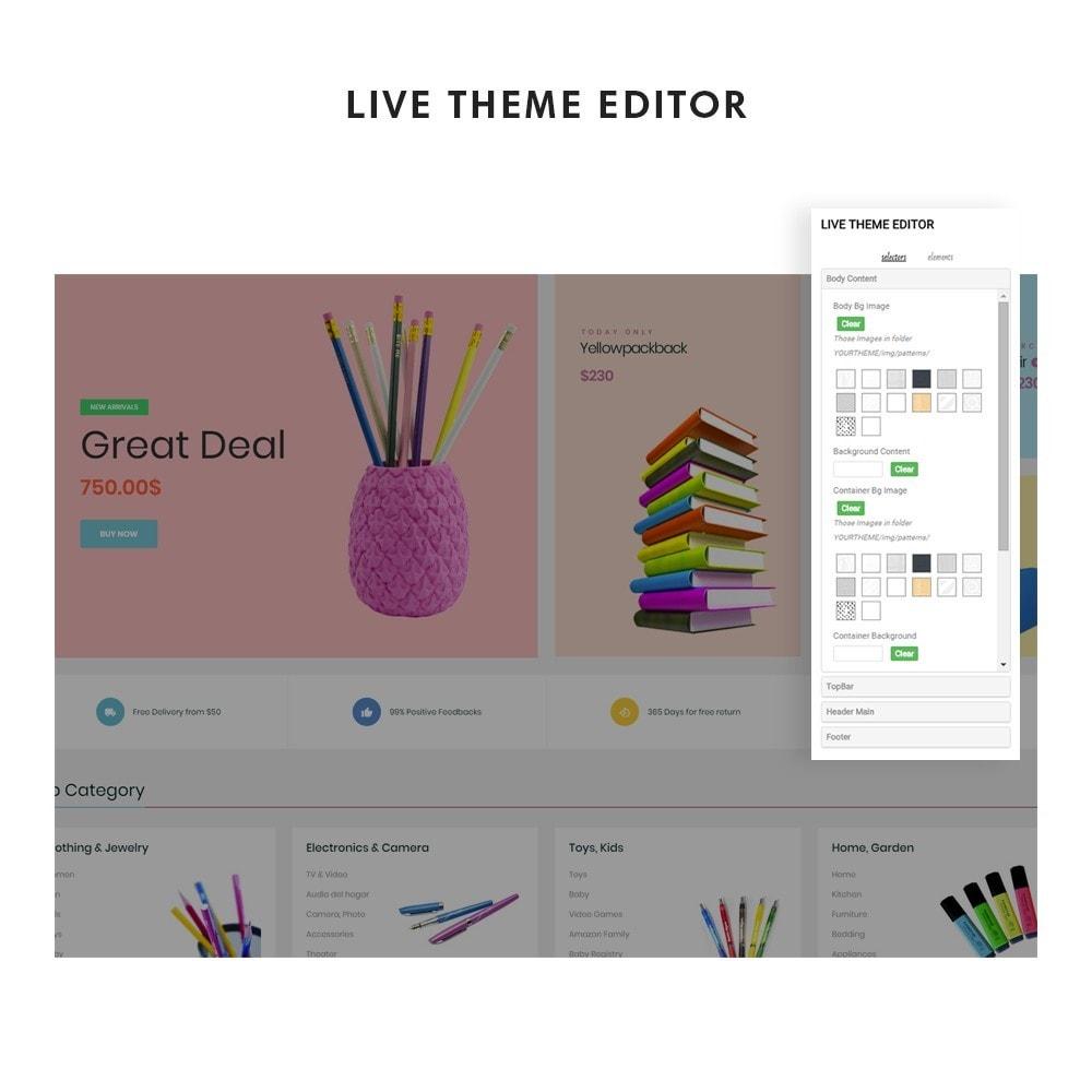 theme - Regali, Fiori & Feste - Leo Neons Office Store - 4