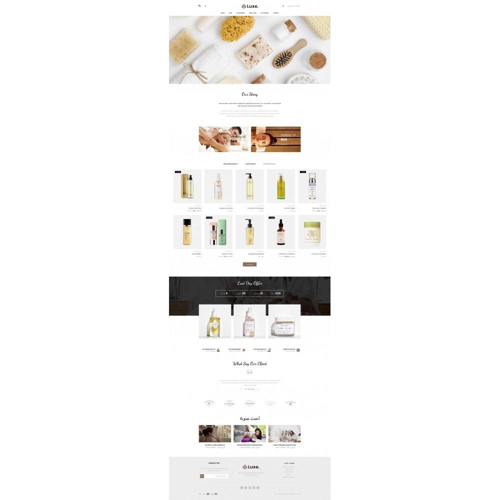 theme - Здоровье и красота - Luxe Spa Store - 10