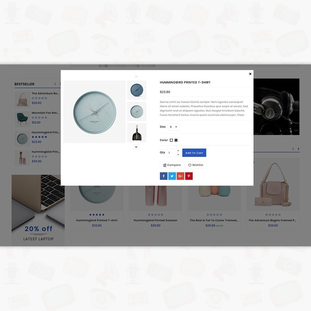 theme - Electronics & Computers - PayStore - The Mega Ecommerce Store - 7
