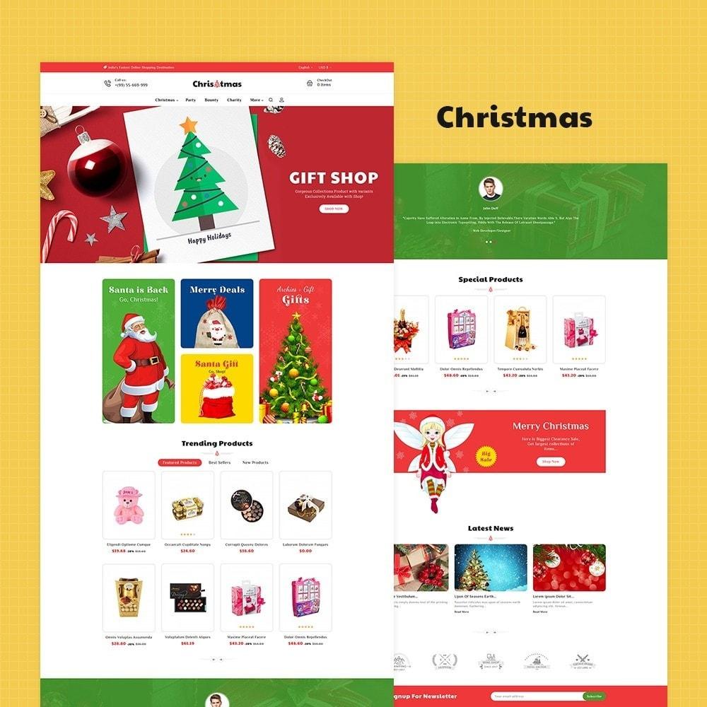 theme - Regalos, Flores y Celebraciones - Christmas Gift - 2