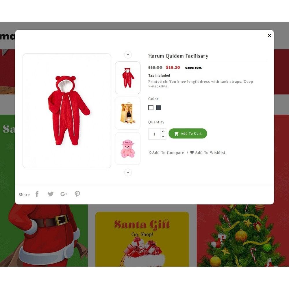 theme - Regalos, Flores y Celebraciones - Christmas Gift - 7