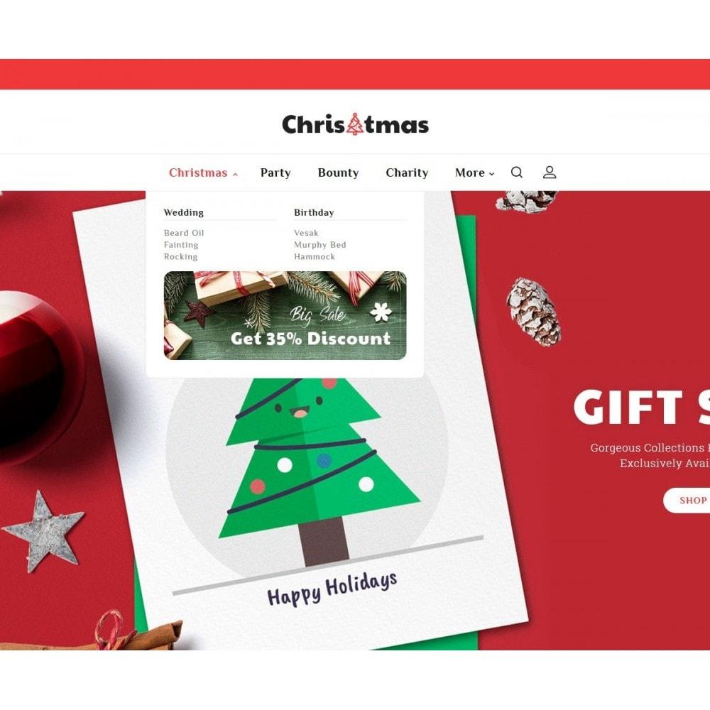 theme - Regalos, Flores y Celebraciones - Christmas Gift - 8