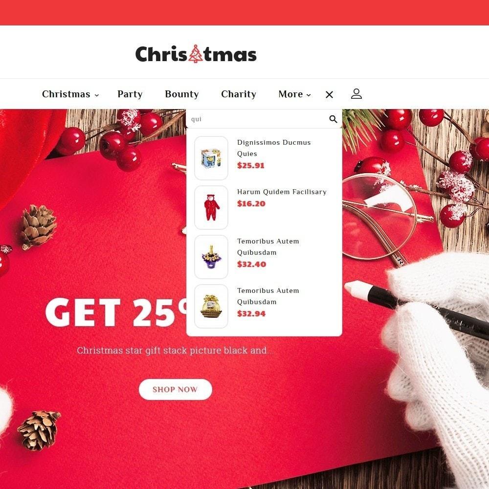 theme - Regalos, Flores y Celebraciones - Christmas Gift - 9