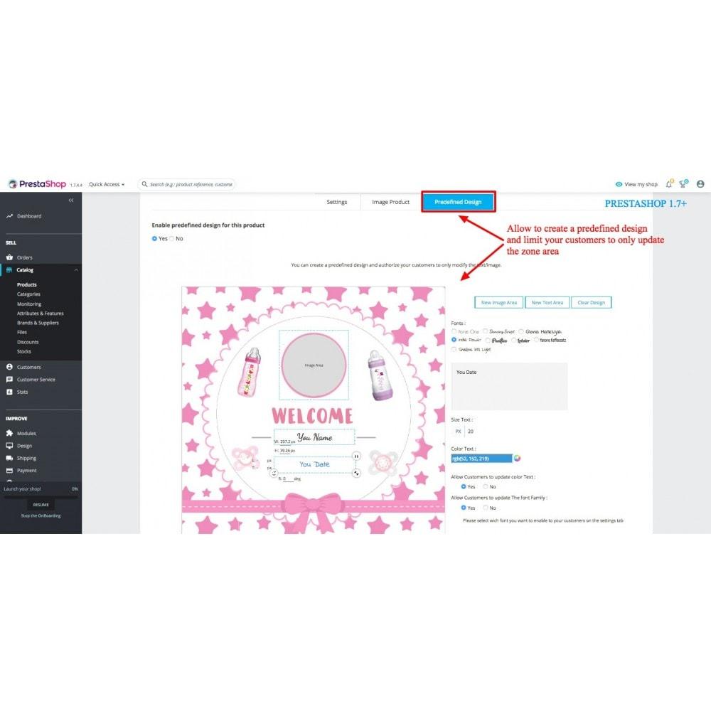 module - Combinazioni & Personalizzazione Prodotti - Product Customization Designer - Custom Product Design - 13