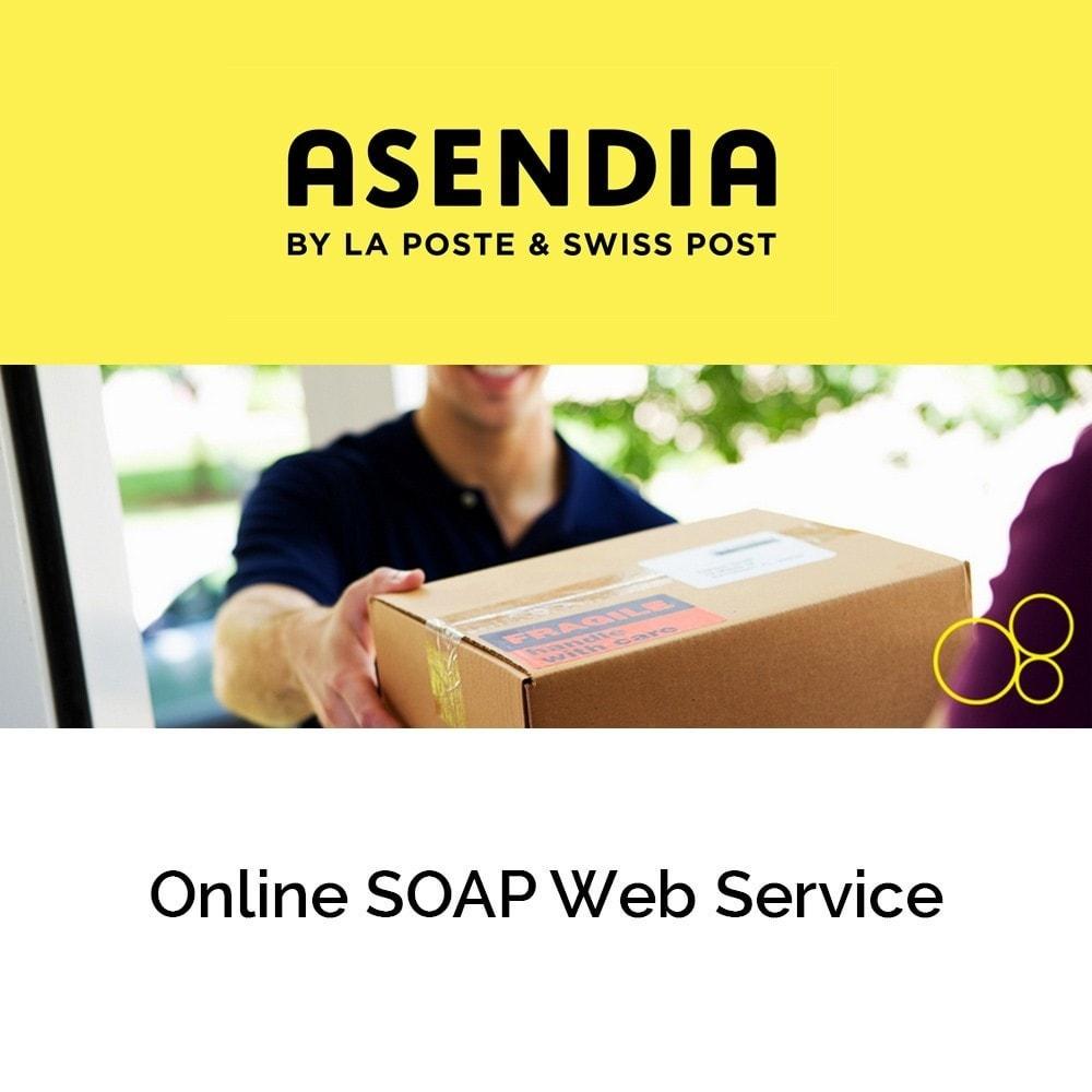module - Kommissionierung & Versand - SOAPASENDIA - 1