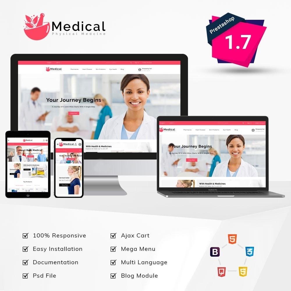 theme - Gesundheit & Schönheit - Medical Pharmacy Store - 1