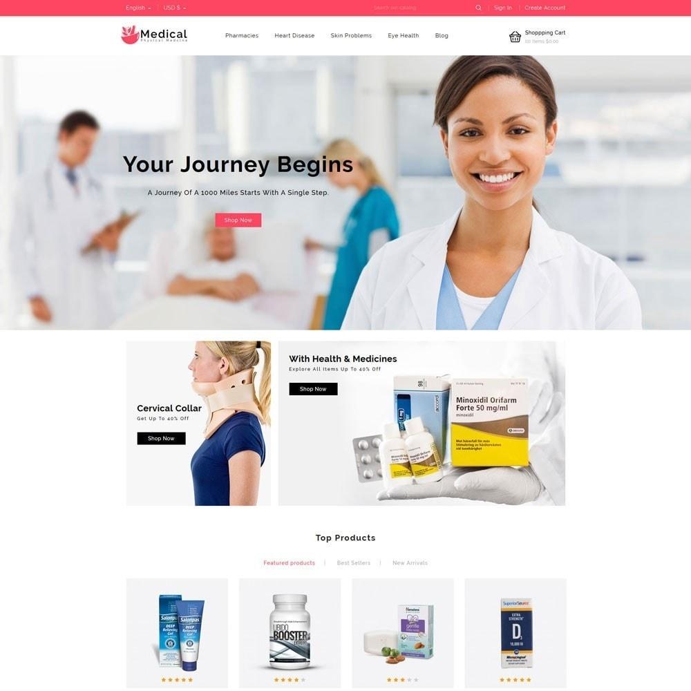 theme - Gesundheit & Schönheit - Medical Pharmacy Store - 2