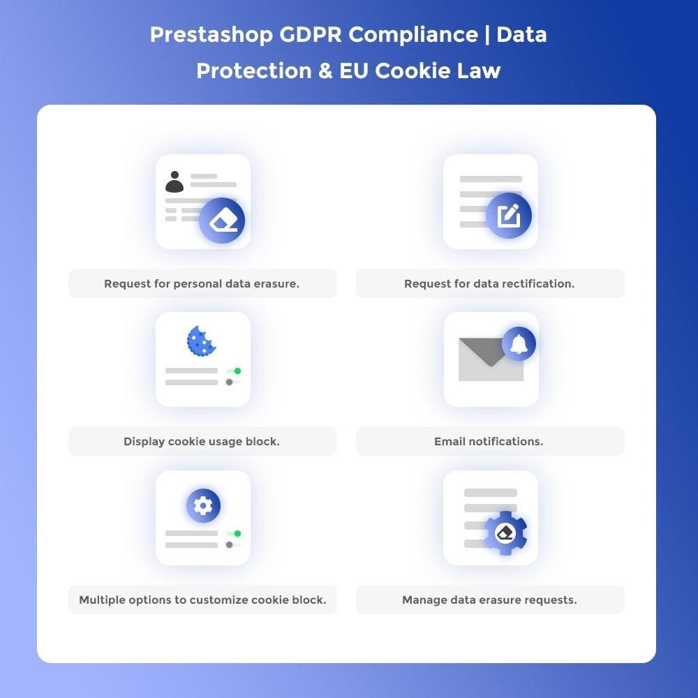module - Jurídico - GDPR Compliance | Data Protection & EU Cookie Law - 2