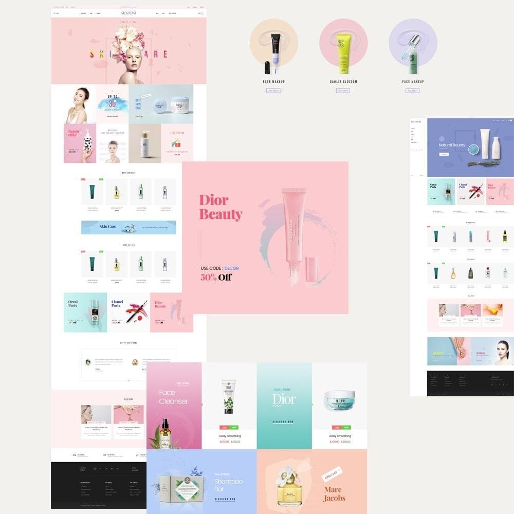 theme - Zdrowie & Uroda - Leo Arroma Cosmetics Store - 1