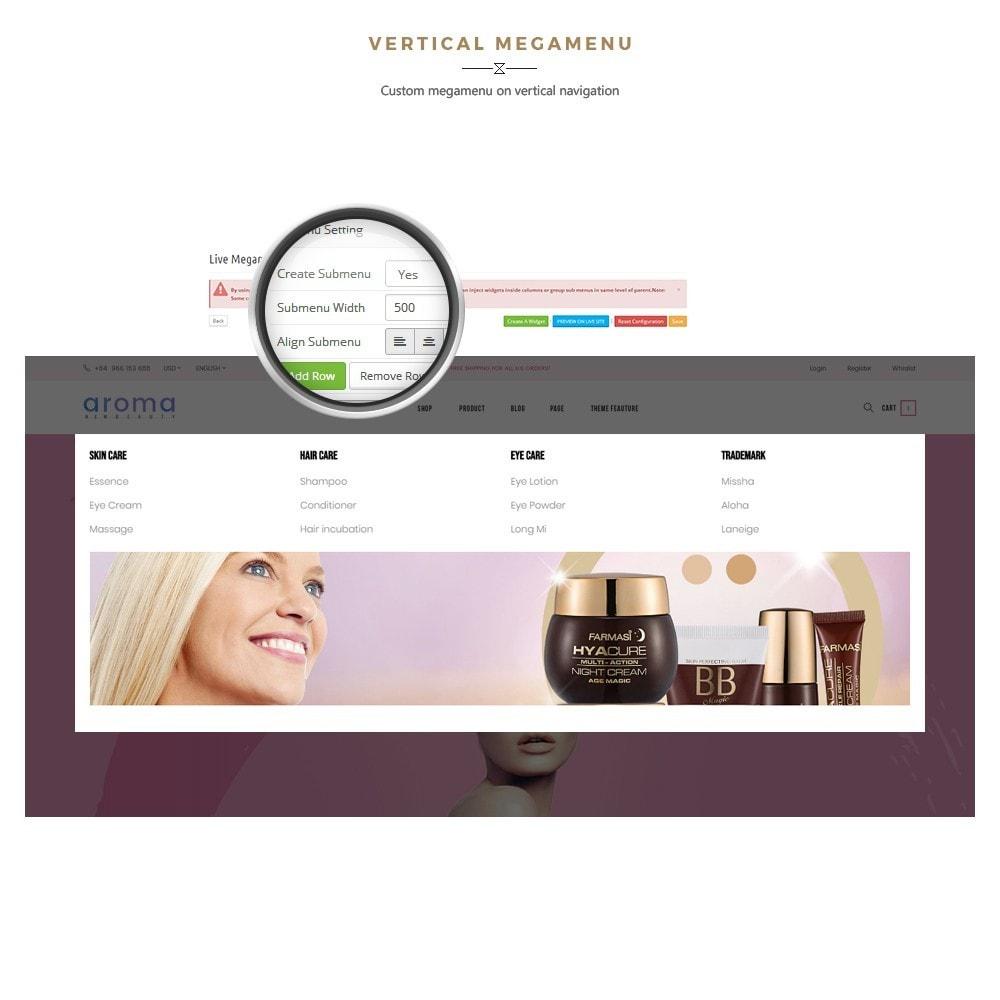 theme - Zdrowie & Uroda - Leo Arroma Cosmetics Store - 3
