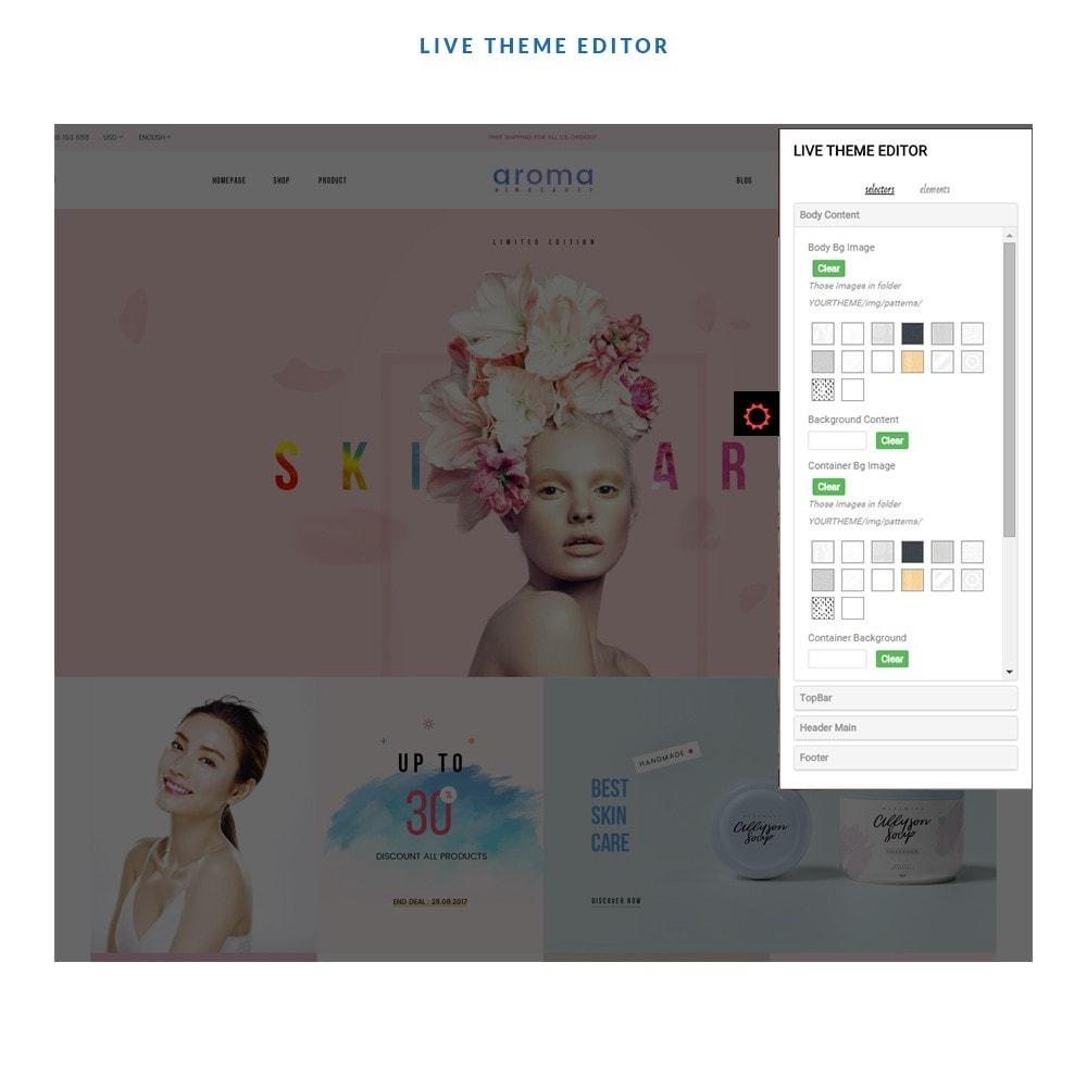 theme - Zdrowie & Uroda - Leo Arroma Cosmetics Store - 4