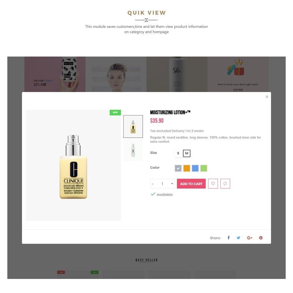 theme - Zdrowie & Uroda - Leo Arroma Cosmetics Store - 5