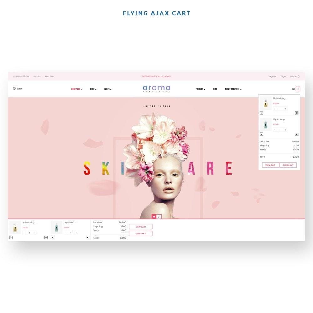 theme - Zdrowie & Uroda - Leo Arroma Cosmetics Store - 7