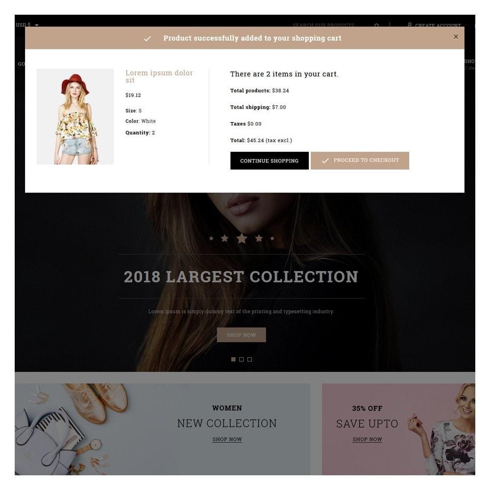 theme - Mode & Schoenen - Luxury Minimal Fashion Shop - 6