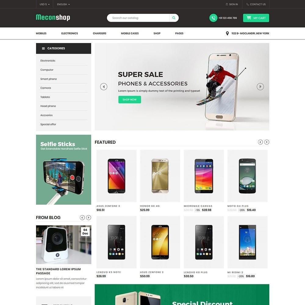 theme - Electronics & Computers - Mecon Mobile - Electronics Store - 2