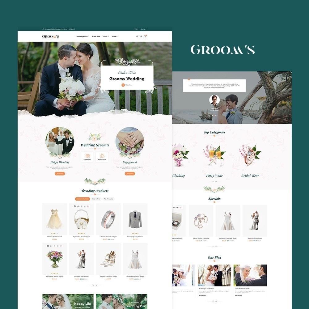 theme - Geschenke, Blumen & Feiern - Grooms Wedding & Celebration - 2