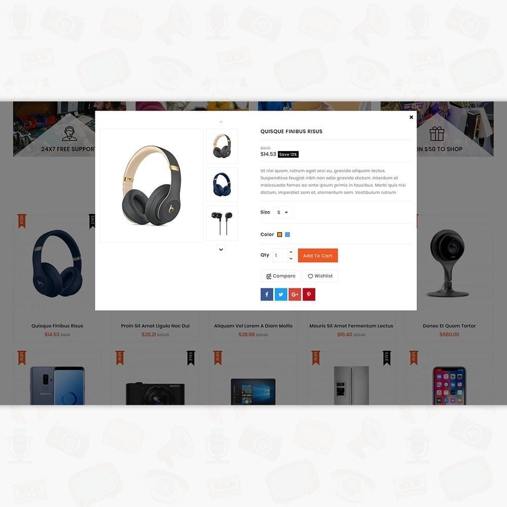 theme - Elektronica & High Tech - Teqniko - The Electronics Supermarket Store - 2