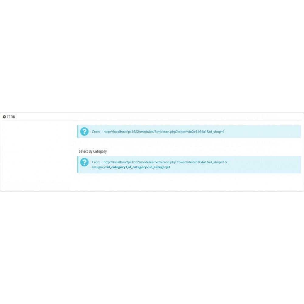 module - Daten Im-&Export - Google Merchant XML - 1