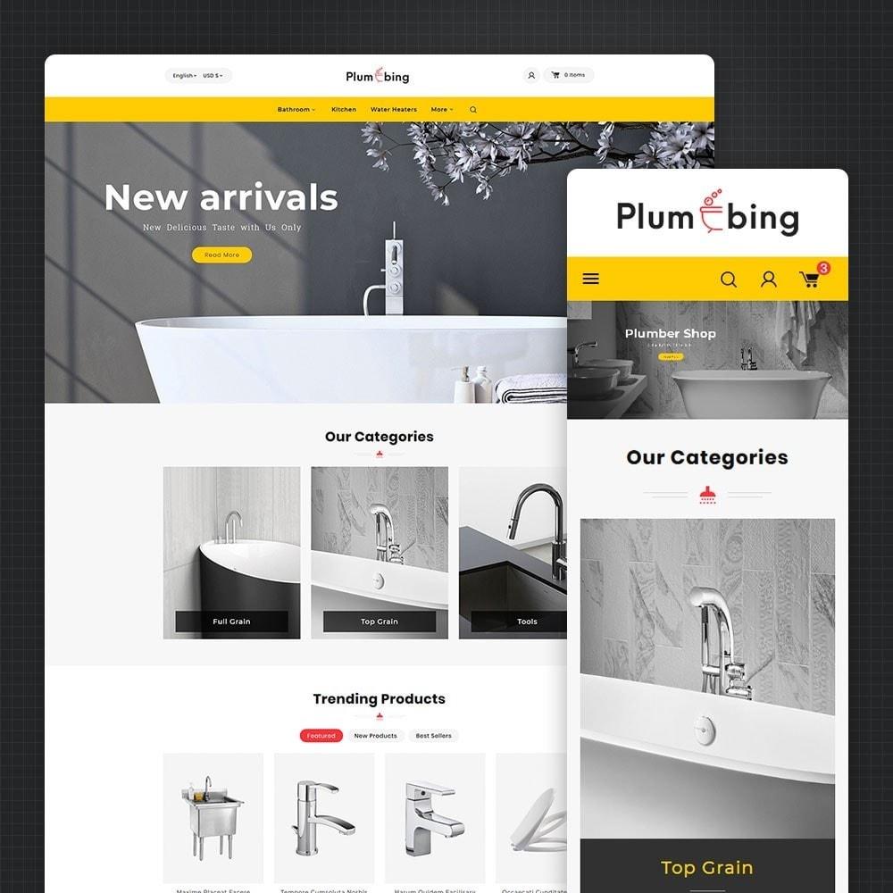 theme - Heim & Garten - Plumbing & Hardware - 1