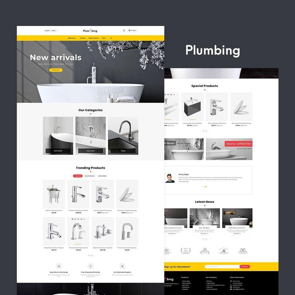 theme - Heim & Garten - Plumbing & Hardware - 2