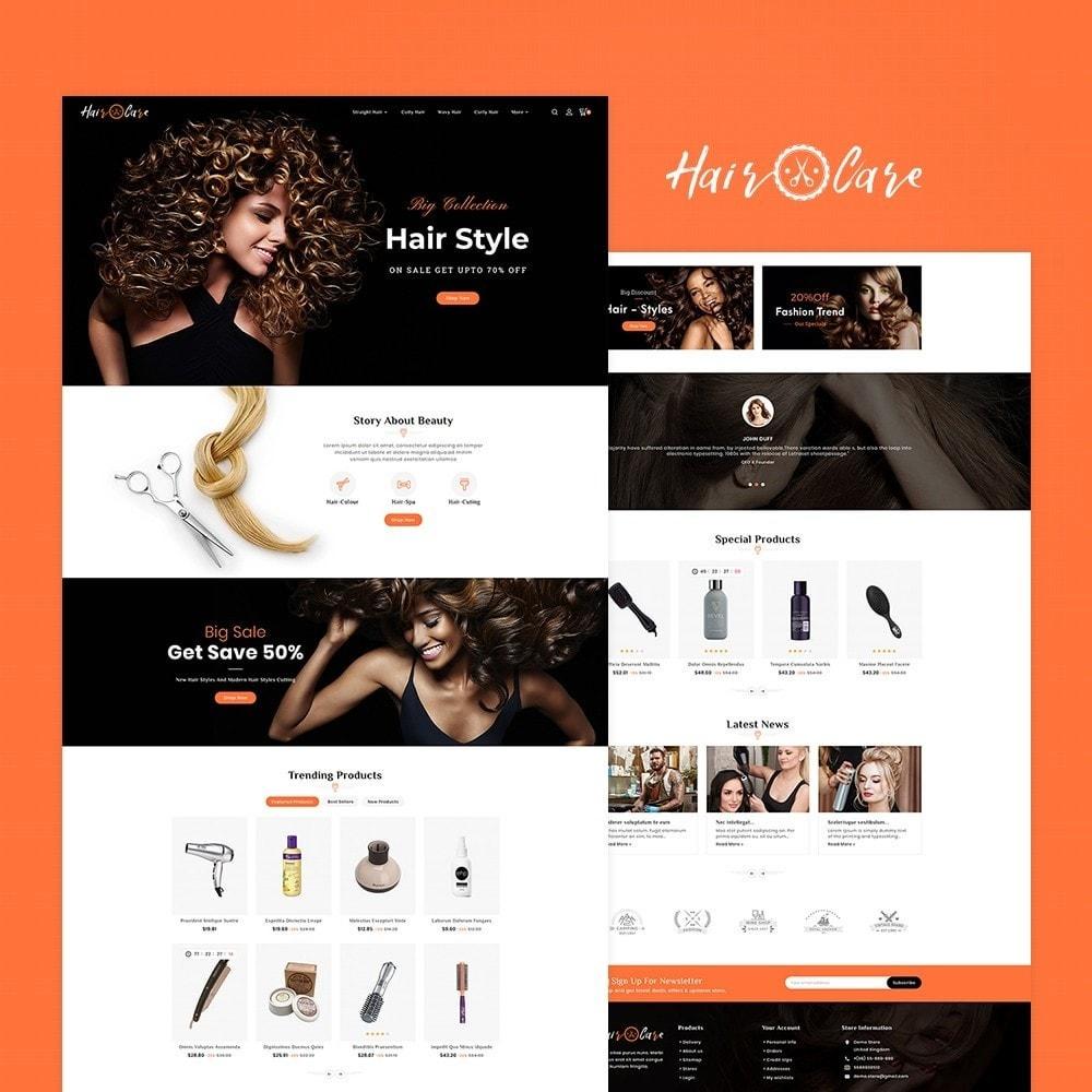 theme - Saúde & Beleza - Hair Care & Salon - 2