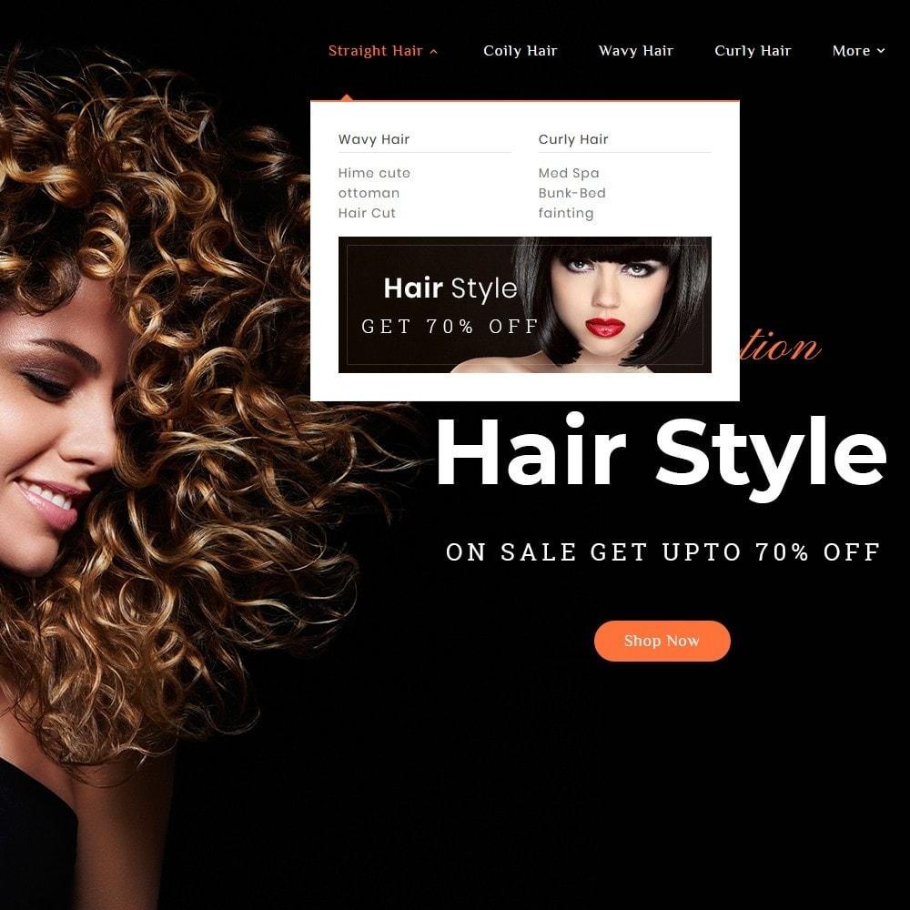 theme - Saúde & Beleza - Hair Care & Salon - 8