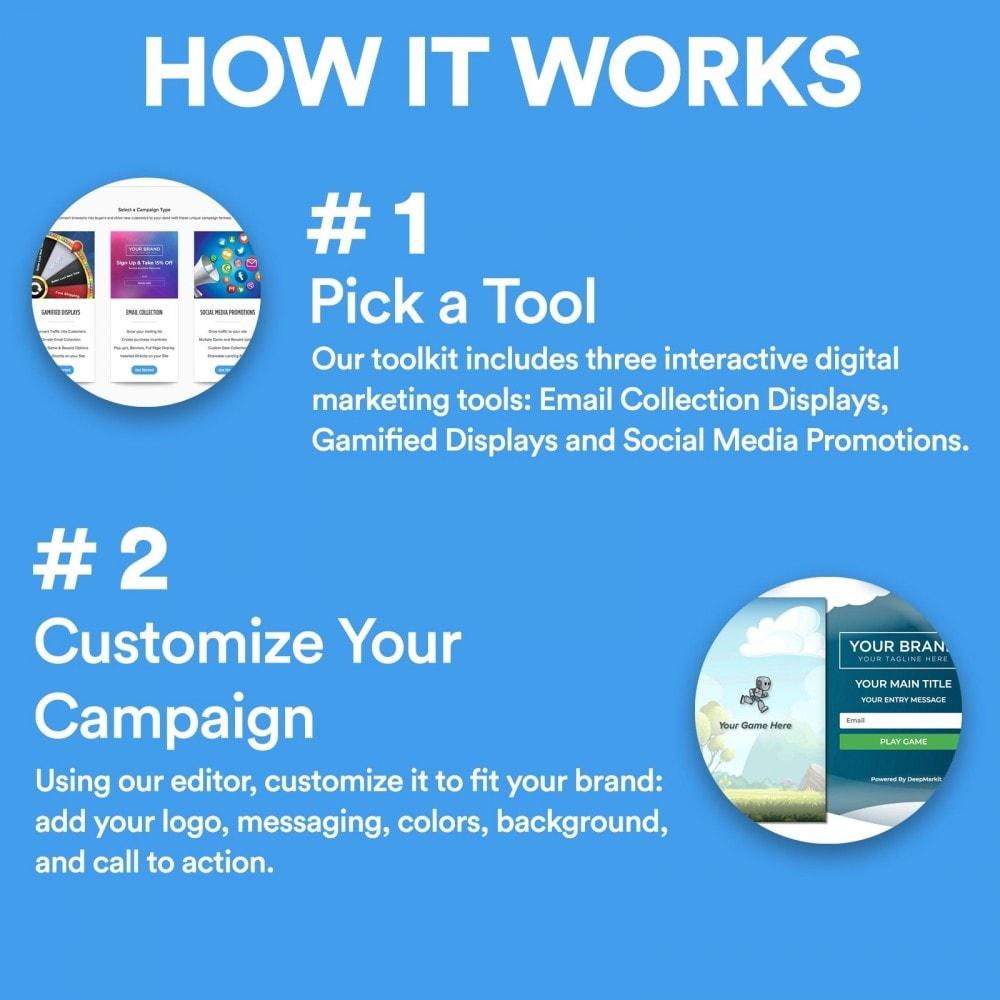 module - Promocje & Marketing - DeepMarkit - 3