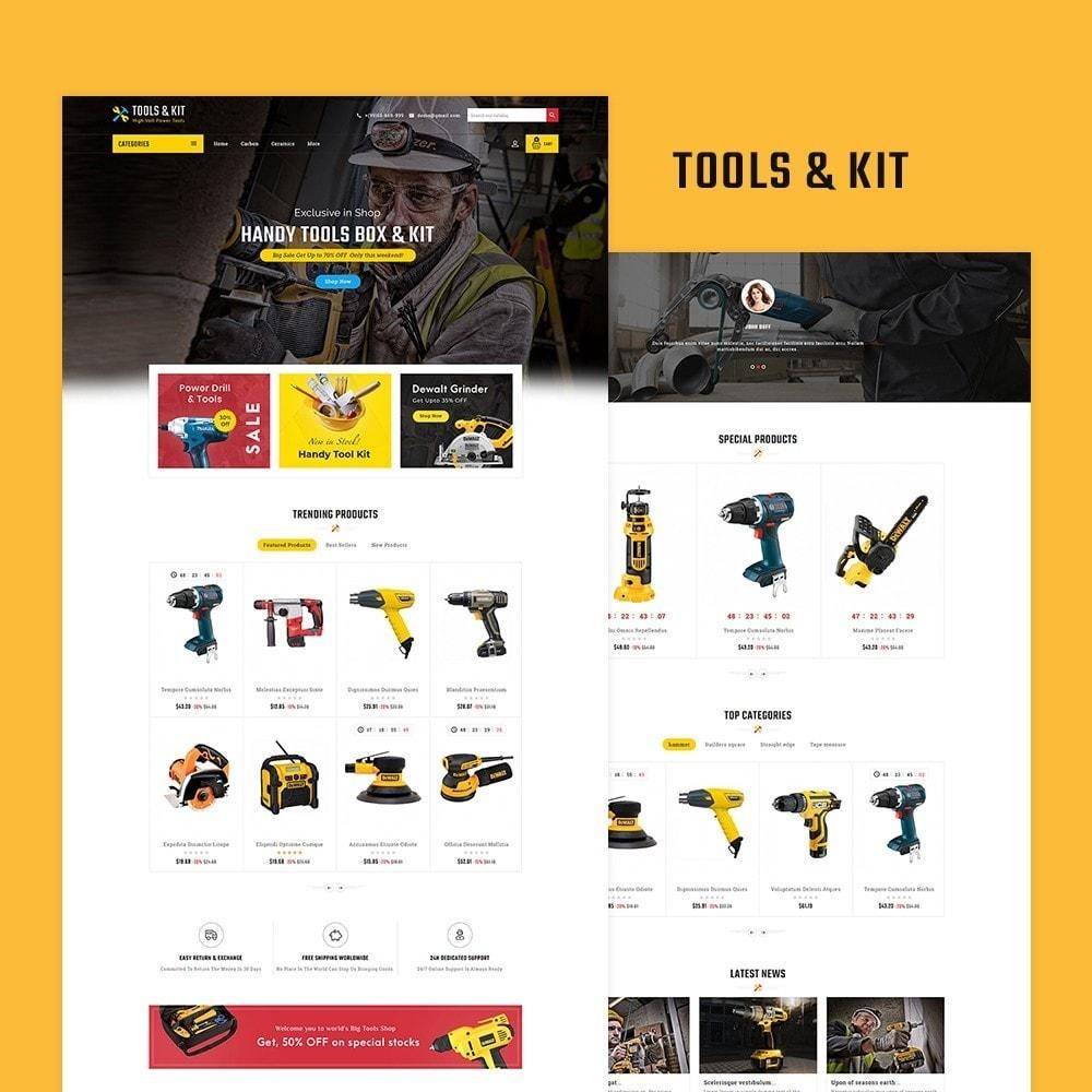 theme - Electronics & Computers - Power Tools & Kit - 2