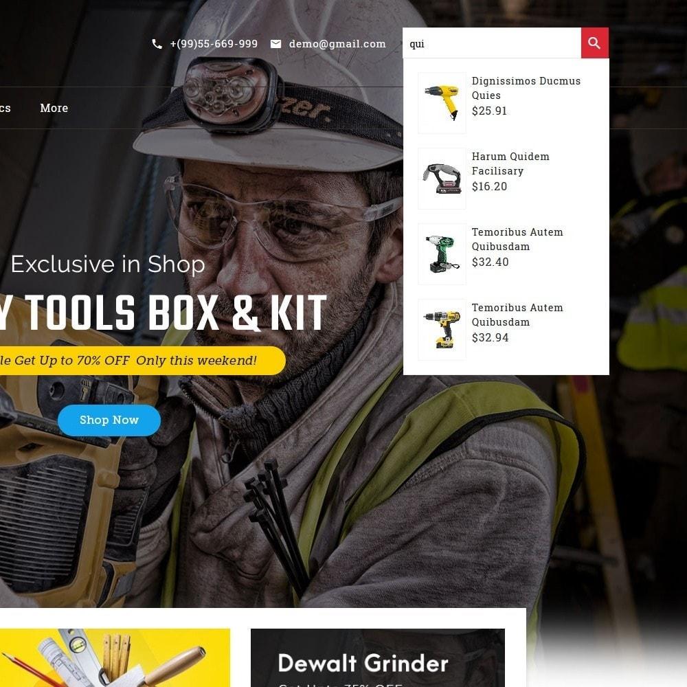 theme - Electronics & Computers - Power Tools & Kit - 9