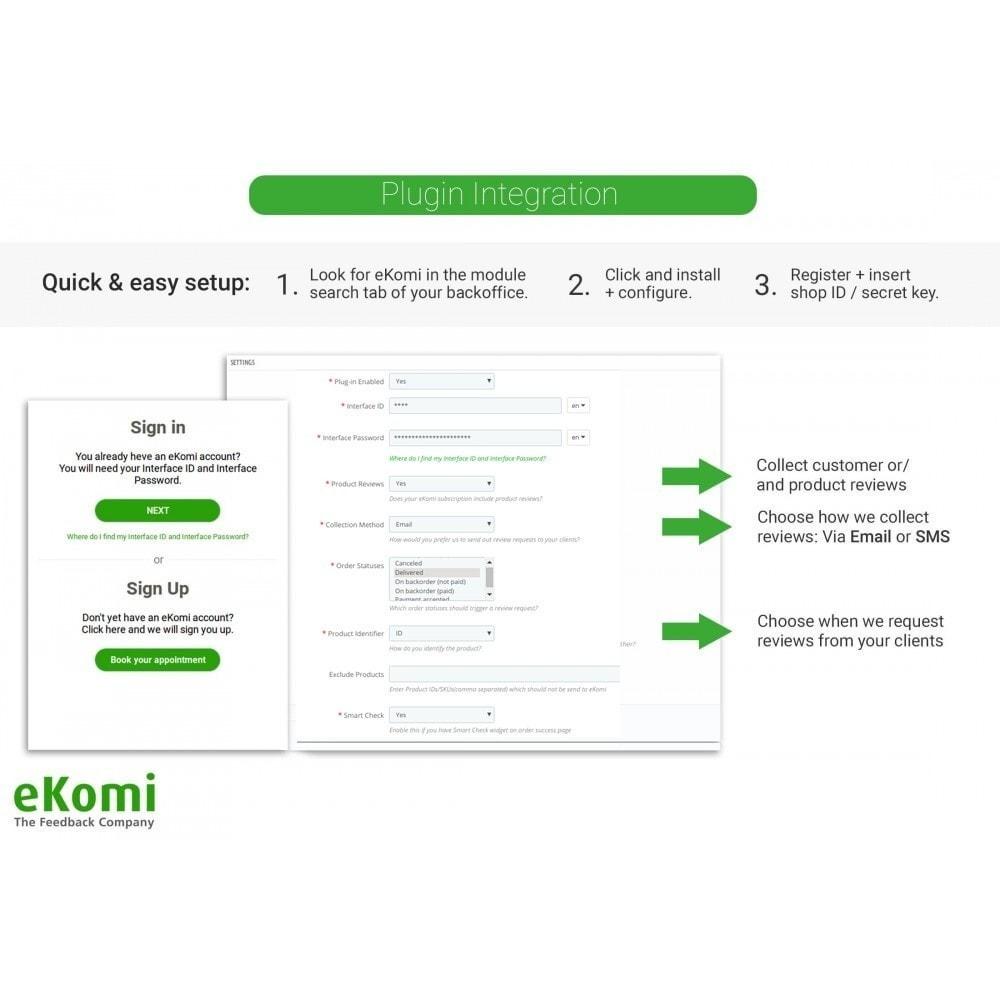 module - Customer Reviews - eKomi Ratings & Reviews - 1