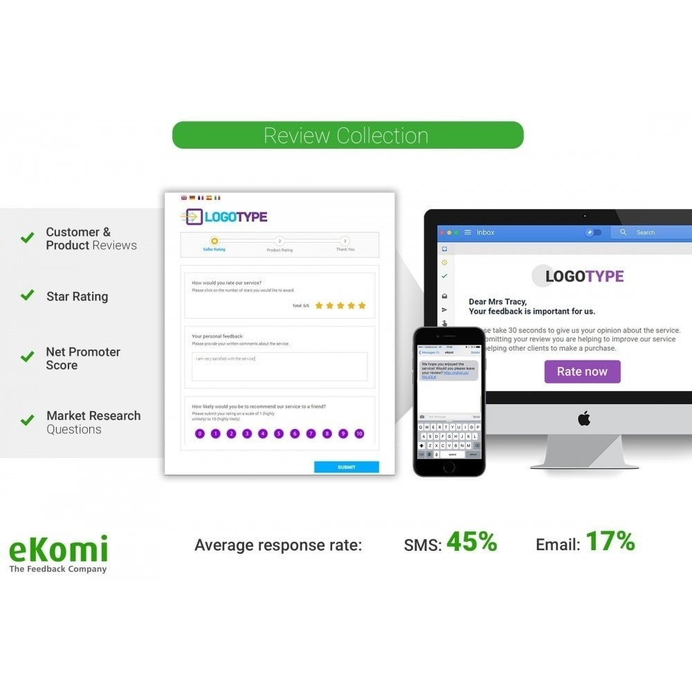 module - Customer Reviews - eKomi Ratings & Reviews - 2