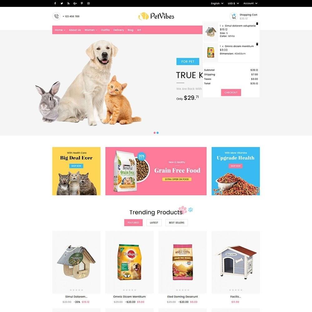 theme - Dieren - Petvibes Pet Store - 3
