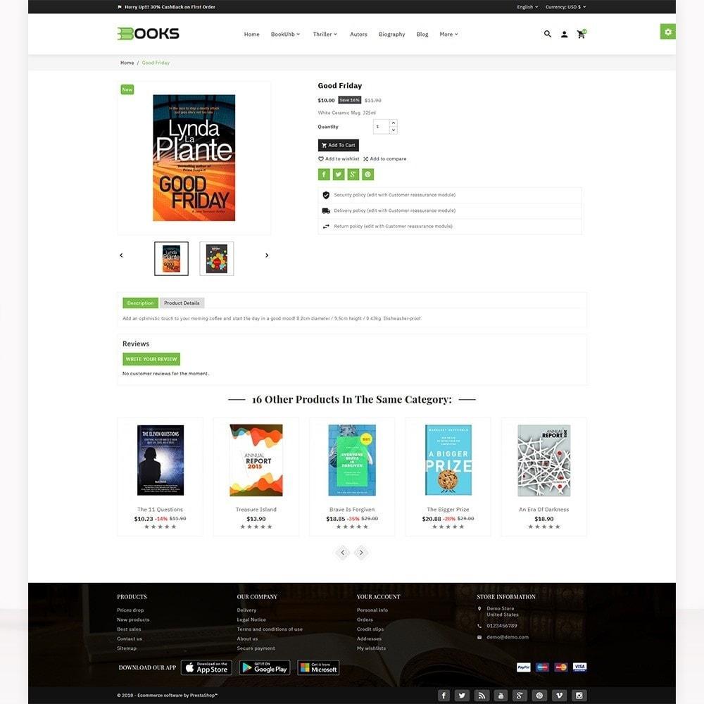 theme - Kunst & Kultur - Books Comics–Book Store - 5