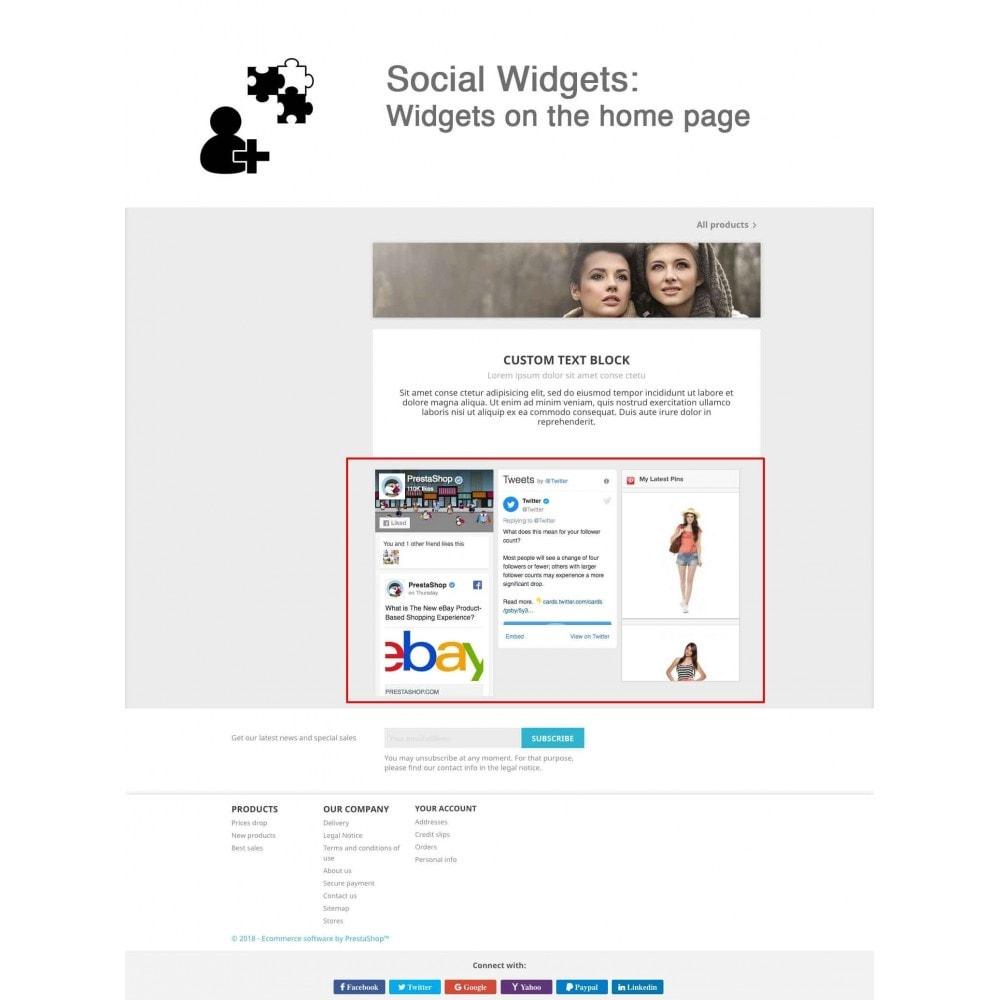 module - Compartir contenidos y Comentarios - Social Logins and Coupons + Addons + Statistics 16 in 1 - 14