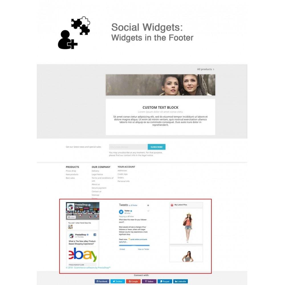 module - Compartir contenidos y Comentarios - Social Logins and Coupons + Addons + Statistics 16 in 1 - 15