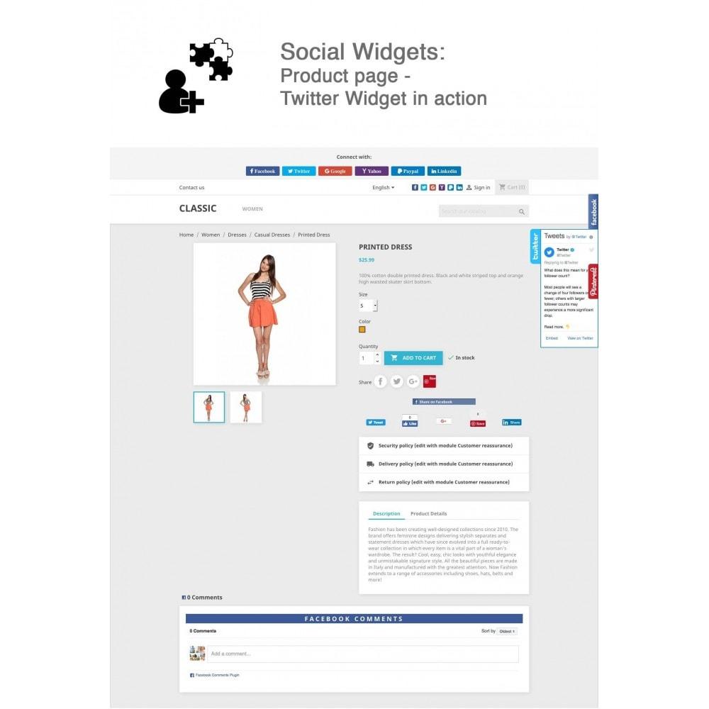 module - Compartir contenidos y Comentarios - Social Logins and Coupons + Addons + Statistics 16 in 1 - 16